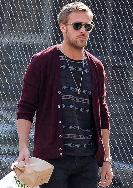 Copia el 'look' urbano de Ryan Gosling