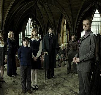 Tim Burton recupera el eterno mito de Drácula