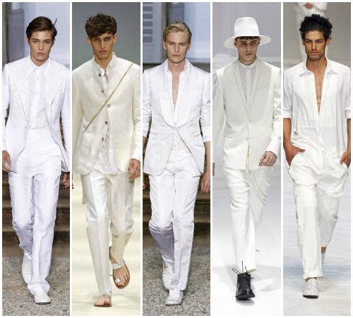 Tendencias 2012: El 'total look' se apodera del armario masculino