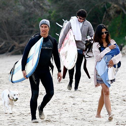 Surf, el deporte de las estrellas