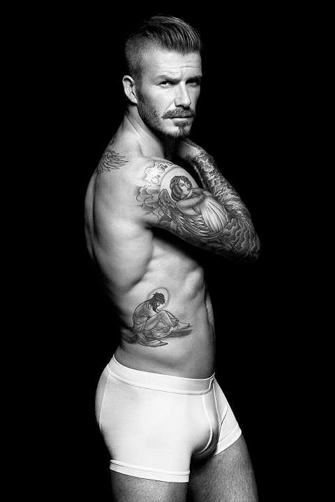 Las estatuas de David Beckham toman las calles de Nueva York