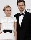 Parejas a juego: Joshua Jackson y Diane Kruger