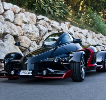 Una exposición de coches de ensueño llega a Madrid