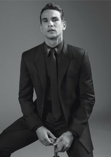 José María Manzanares es el nuevo rostro de Givenchy