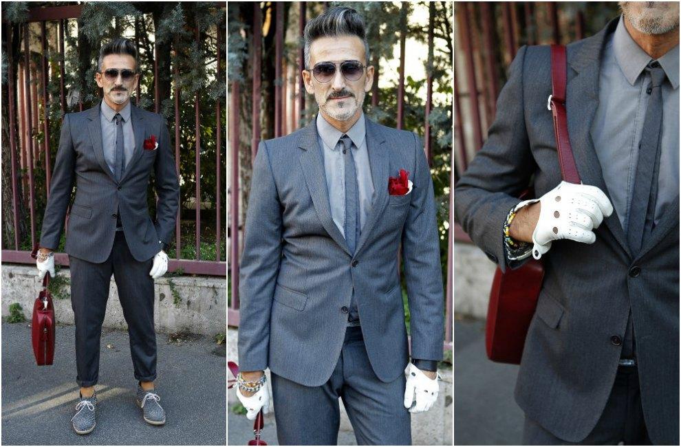 Imagen de combinaciones con camisa gris 21 looks de - Combinaciones con gris ...