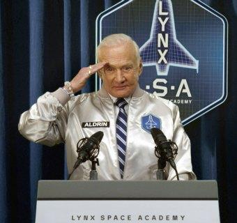Conviértete en el próximo hombre en viajar al espacio