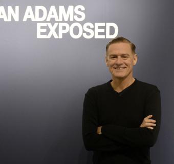 'Exposed' es la nueva exposición fotográfica de Bryan Adams
