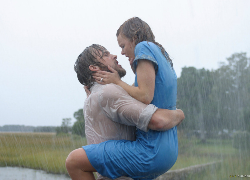 'El diario de Noa', la película con el mejor beso de la historia del cine