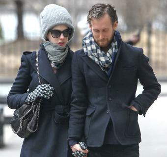 Parejas a juego: Anne Hathaway y Adam Shulman