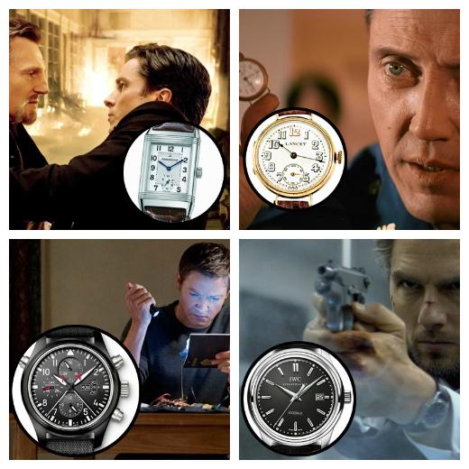 266b89b7d8b1 Los relojes de película son el regalo idóneo para los hombres obsesionados  con algunos de los papeles masculinos más intensos del cine  desde estrenos  ...