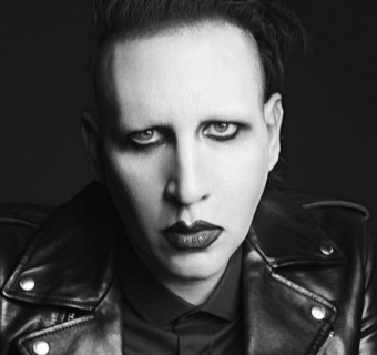 Marilyn Manson y Courtney Love, protagonistas de la nueva campaña de Saint Laurent
