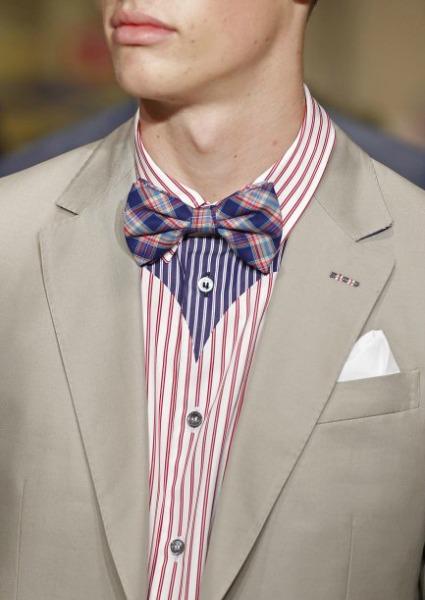 Tendencias de temporada: Pajarita 'versus' corbata