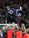 Veinte momentos únicos en la carrera de David Beckham