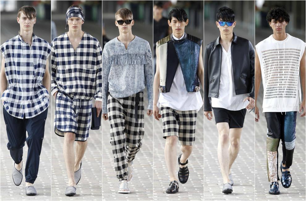 Qu estampado est arrasando en la semana de la moda - Moda de este verano ...