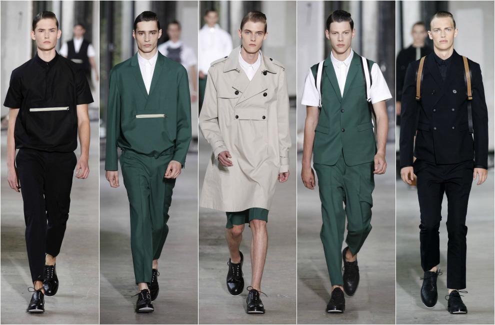 Resultat d'imatges de Dior, Saint Laurent y Lanvin presentan a sus nuevos diseñadores en París