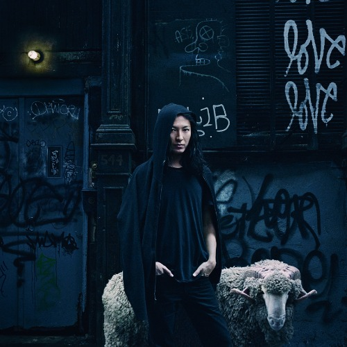 Alexander Wang, frente a la cámara de Annie Leibovitz