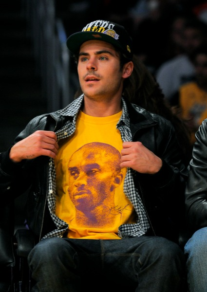 'Celebrity t-shirts': ¿A quién admiran los famosos?