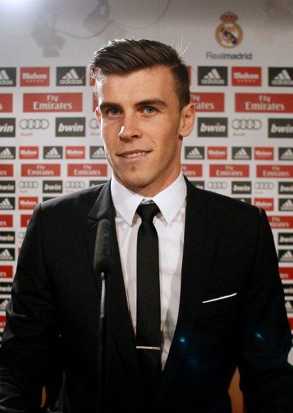 Gareth Bale, el nuevo 'sex-symbol' del Real Madrid