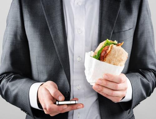 cómo comer como un hombre y perder peso