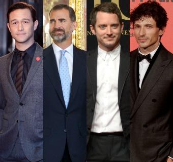 Los hombres más elegantes de la semana