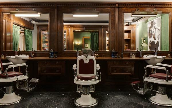 Una nueva barber a para hombres en pleno centro de londres for Outlet de decoracion online