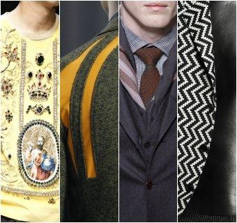Las colecciones de hombre, en 30 detalles