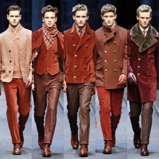 Normas de color para vestir bien