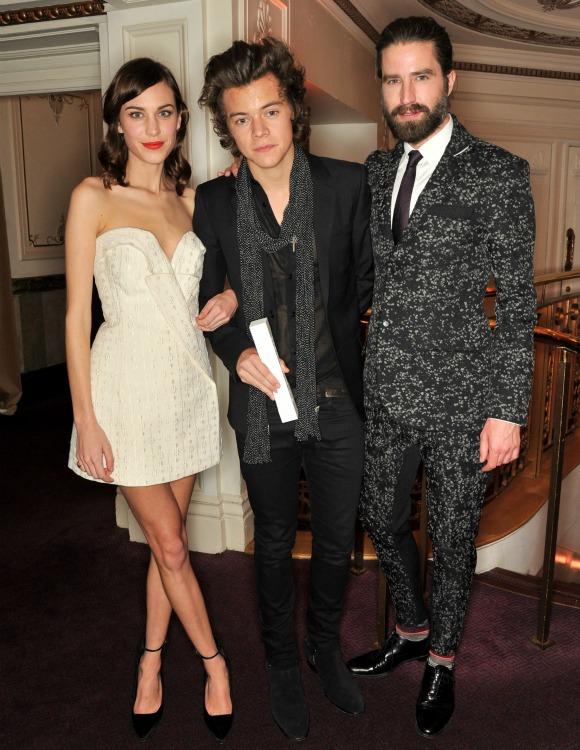 ¿Qué tiene Harry Styles?