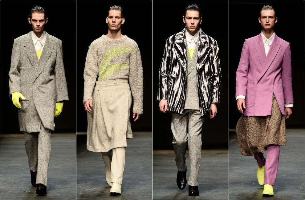 la moda masculina de londres inaugura la temporada de