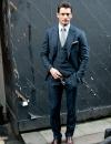 Todos los 'looks' de David Gandy en la 'fashion week' de Londres
