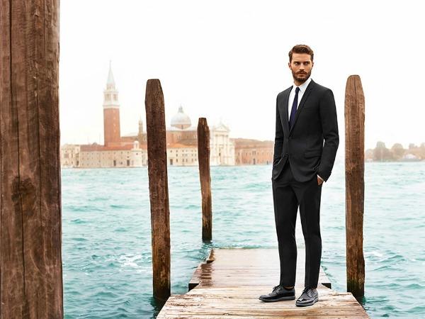 La aventura veneciana de Christian Grey
