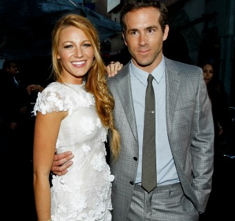 Ryan Reynolds, Blake Lively y otros matrimonios dorados de Hollywood