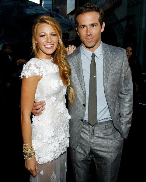 Ryan Reynolds, Blake Lively y otros matrimonios dorados de Hollywood