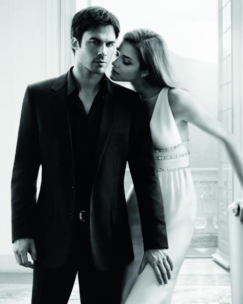 Ian Somerhalder y Ana Beatriz Barros, unidos por una fragancia