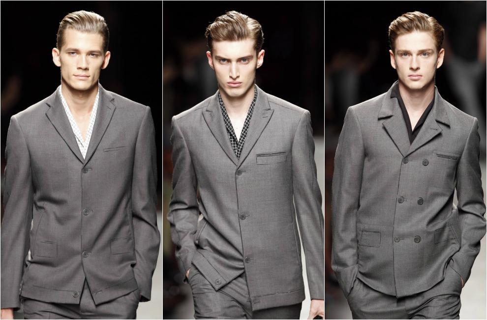 Tendencias masculinas: Por el cuello (de la camisa) los ...