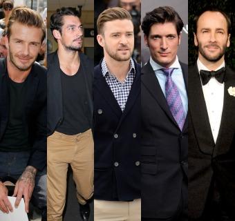 Los cinco arquetipos de la elegancia masculina