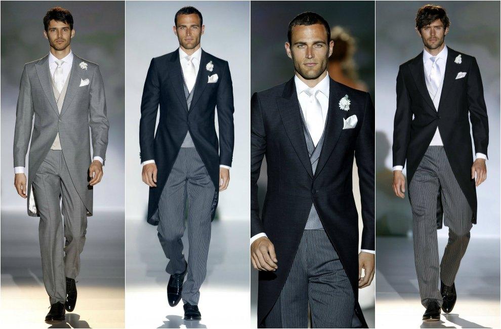6a8101e6c81db Los seis trajes del hombre