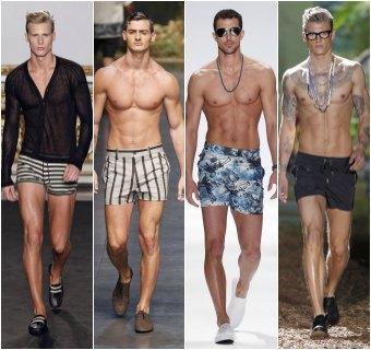 Así son los bañadores que los hombres llevarán este verano