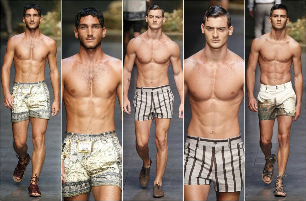d192b201c7e1 Así son los bañadores que los hombres llevarán este verano