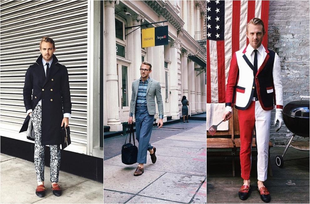 ¿Quiénes son los chicos-'it' de la moda?