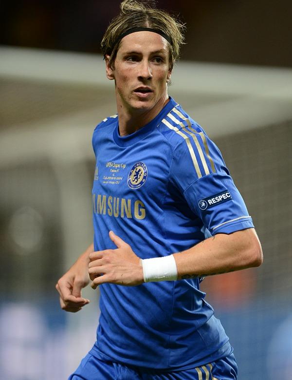 Fernando Torres es el jugador más 'sexy' del Mundial