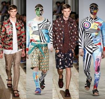 Valentino y Walter van Beirendonck, genialidad en la 'fashion week' de París