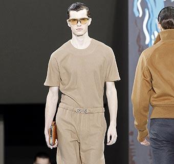 Sigue el desfile de la Colección Hombre Primavera-Verano 2015 de Louis Vuitton en directo