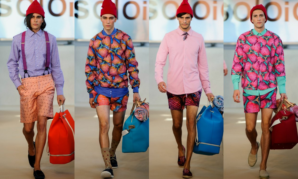 MFSHOW Men: De La Selva Tropical, Al Mar Mediterráneo