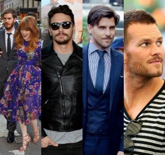 Los cinco hombres mejor vestidos de esta semana