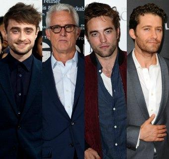 Los cuatro hombres mejor vestidos de la semana