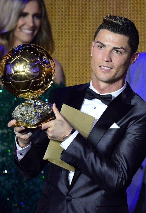 Cristiano Ronaldo es el hombre más en forma del mundo