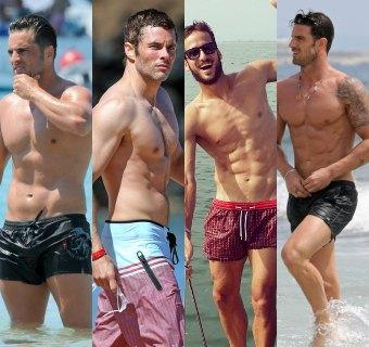 VOTACIÓN: Los chicos más 'hot' del verano