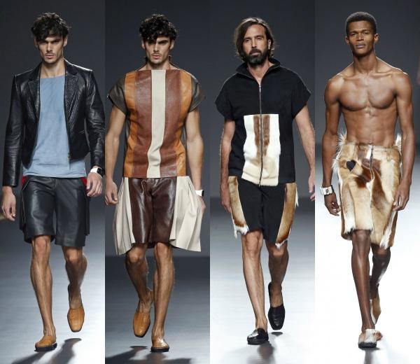 Todos los hombres de la Fashion Week Madrid