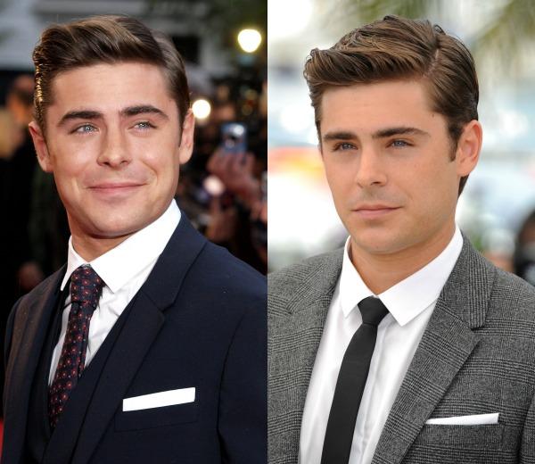 39 grooming 39 para hombres con la raya a un lado for Peinado de lado hombre